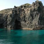 Foto di calette nel Mediterraneo
