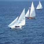Vista di barche a vela - Pantelleria