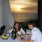 ristorante tramonto pantelleria