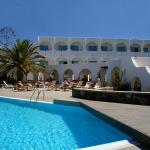 La Piscina dell'Hotel Cossyra