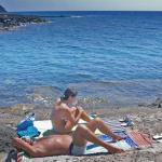 Il mare blu di Pantelleria
